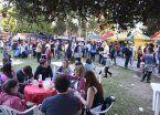 Se realizó la Feria de las Colectividades de San Martín