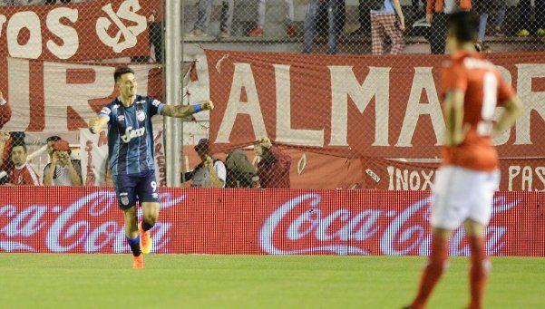 El Rojo fue una sombra y Atlético le ganó bien en Avellaneda