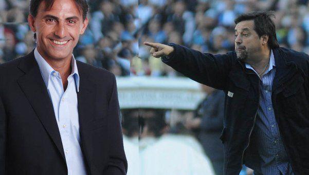 El fuerte cruce entre Diego Latorre y Caruso Lombardi