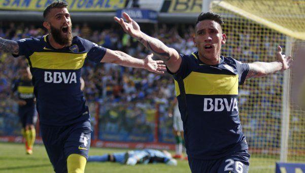 Con la vuelta de Tevez, Boca venció a Sarmiento y se arrimó