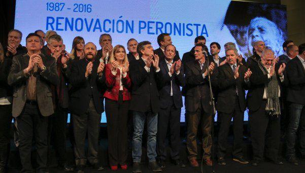 Un Día de la Lealtad signado por la atomización peronista