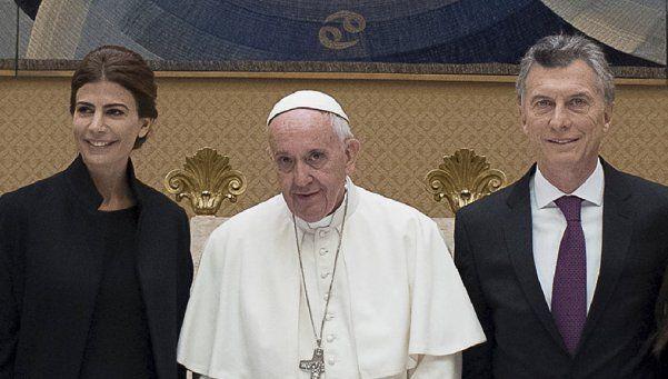 """Macri: """"Espero que se hayan terminado las especulaciones con Francisco"""""""