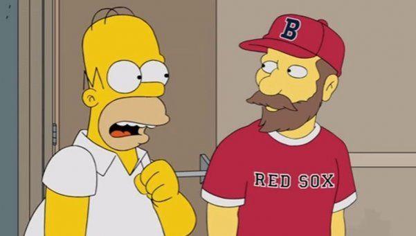 Los Simpson adelantaron por quién votarán, y el elegido es…