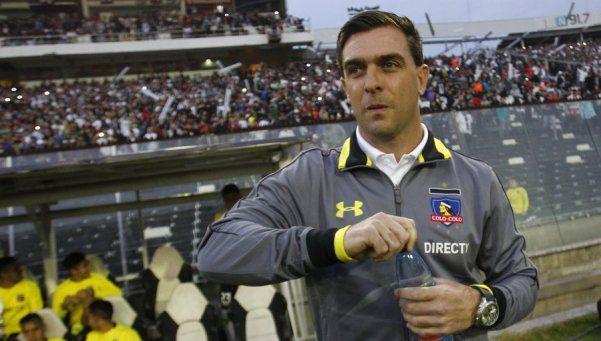 Fútbol sudamericano: Pablo Guede levanta a Colo Colo