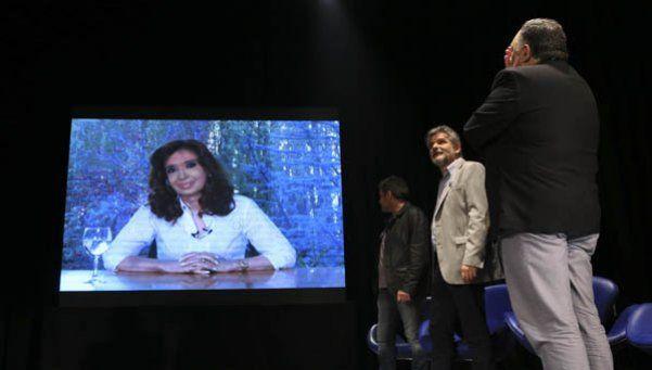 Cristina: Cuando llegue el momento de la verdad, la unidad va a primar