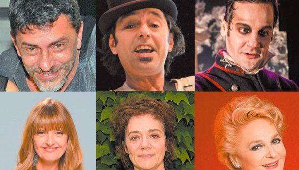 La fiesta del Teatro elige a los mejores de la temporada