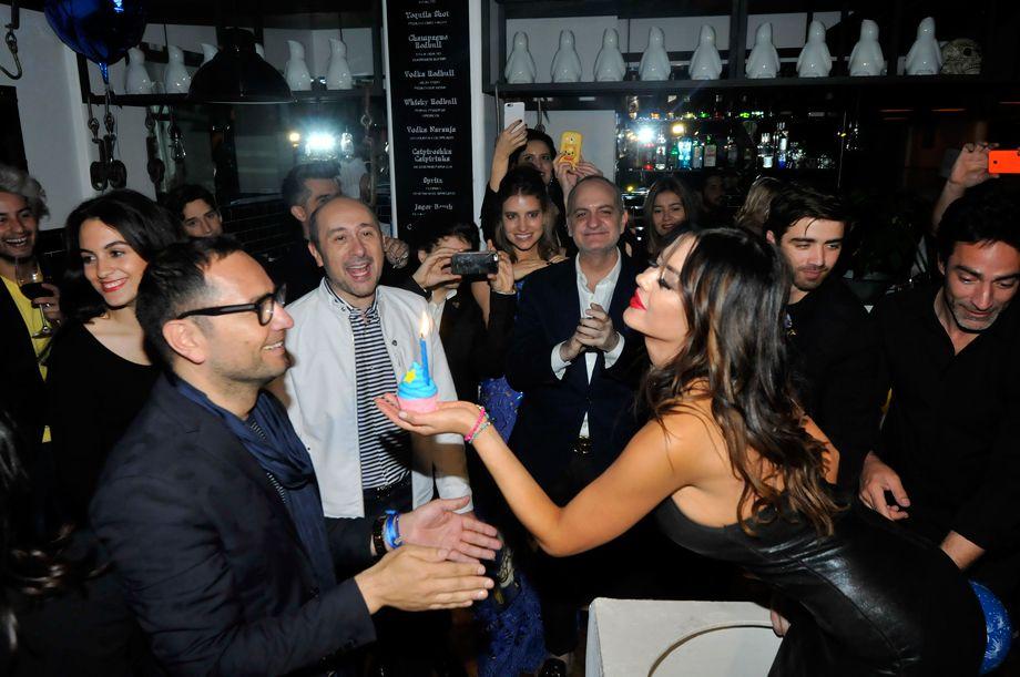 Fotos | Los famosos festejaron el cumple de Fabián Medina Flores