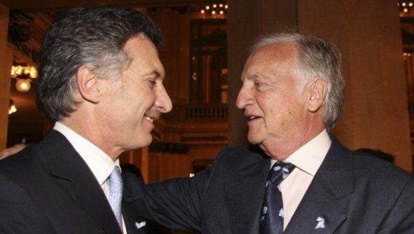 Se reunieron Macri y Marín y confirmaron el fin de Fútbol Para Todos