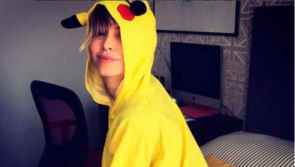 Guillermina Valdés, la Pikachu que tiene Tinelli en la cama
