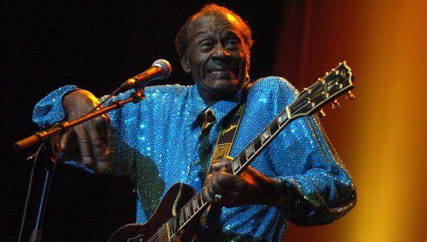 """Nueve décadas de Chuck Berry, en nueve """"rockandrollazos"""""""