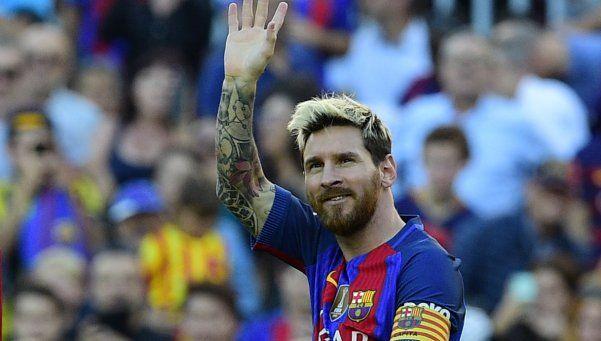 El descomunal contrato que Barcelona le ofrecerá a Messi