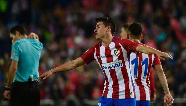 Atlético Madrid fue superior, pero debió sufrir para derrotar a Rostov