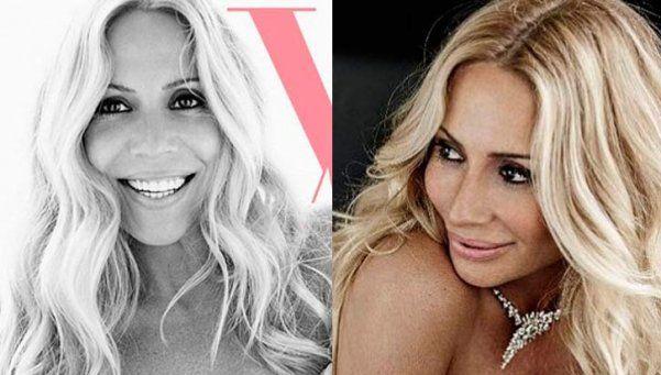 Marta Sánchez se desnudó por el cáncer de mama