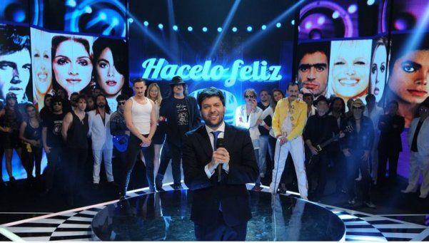 """Guido Kaczka debuta hoy con """"Hacelo Feliz"""""""