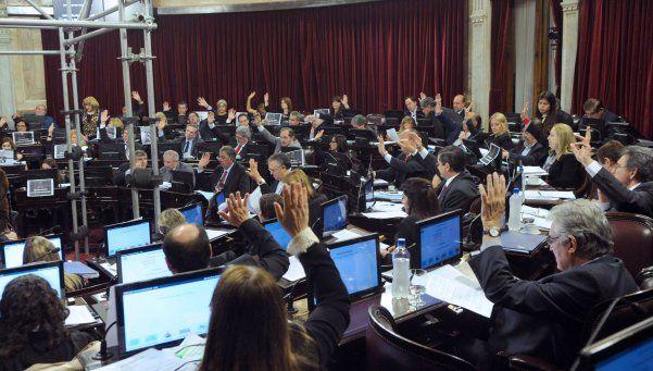 El Senado aprobó el proyecto de paridad de género