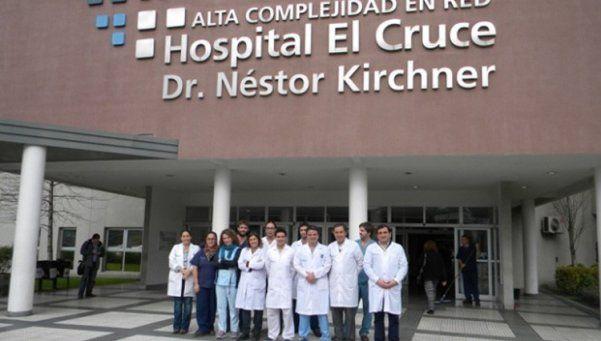 El Hospital El Cruce alcanzó su trasplante número 300