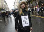 #NiUnaMenos se suma al paro internacional de mujeres