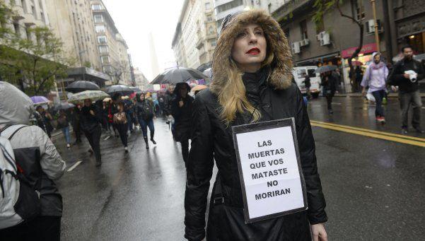 Mientras se hacía la marcha #NiUnaMenos, hubo otro femicidio en Mendoza
