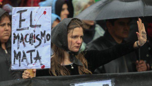 Paro Nacional de Mujeres: curadas de espanto