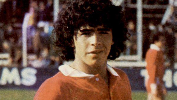 Maradona, aquel antihéroe