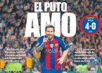 El puto amo: en España se rinden, otra vez, a los pies de Messi