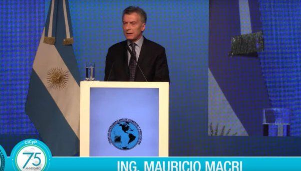 Macri: Ley PyME es el changüí que necesitaba el sector