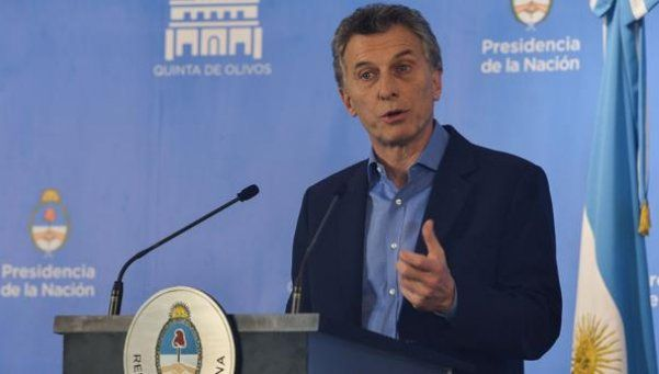El mensaje de Macri en las redes sociales de cara al 2017