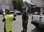 Unos 300 gendarmes ya custodian las calles de Lomas de Zamora