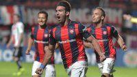 San Lorenzo volvió a brillar y sacó una buena ventaja sobre Palestino
