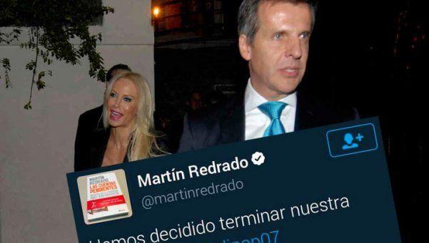 ¿Se separaron Luli y Redrado? La verdad detrás del misterioso tuit