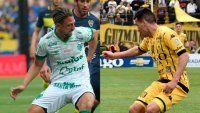 Sarmiento y Olimpo igualaron en Junín