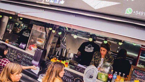 Berazategui lleva el color de los food trucks a Hudson