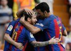 Vivo | Barcelona, con Messi y Mascherano de titulares, visita a Valencia