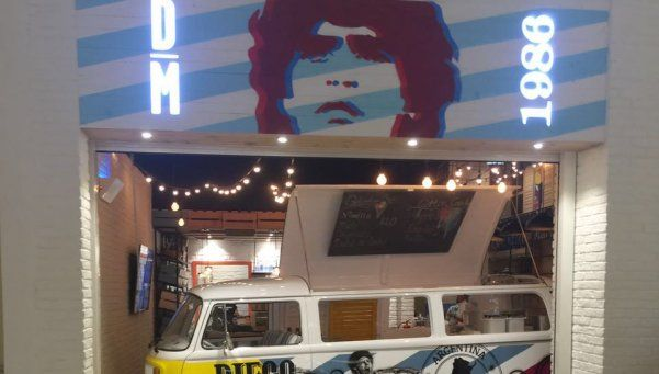Exclusivo | Diego prepara el cumple en su café y en Abu Dabi