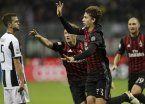 Problemas para Bauza: Dybala se lesionó en la caída de la Juve con Milan