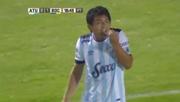 El festejo que no fue: ¿gol mal anulado al Pulga Rodríguez?
