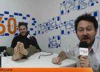 Fernando Moure, el periodista que desnuda los pies