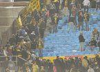 Fútbol sudamericano: disparos y heridos en Uruguay