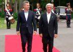 Macri recibe a Tabaré Vázquez y las papeleras serán tema central