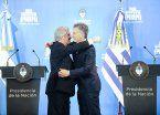 Pasteras: Macri y Tabaré aguardan los resultados de un estudio