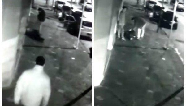 Video | Así mató el policía bonaerense a sus colegas de la Federal