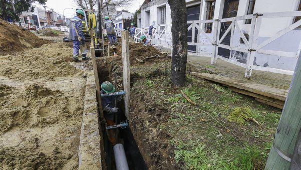 Siete convenios para obras en Lanús por 250 millones