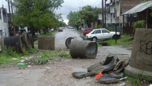 Otro reclamo para que construcción de pluviales no se vaya por el desagüe