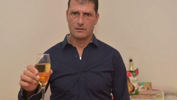 Italiano: Aldirico ya es DT y debuta en la Barranca