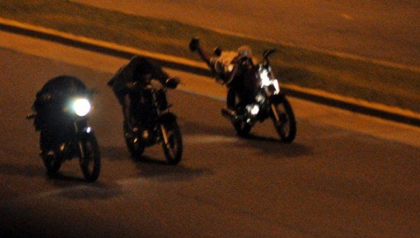 Haedo: denuncian picadas de motos en la avenida Gaona