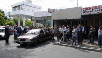 El último adiós a las tres mujeres asesinadas en Mendoza
