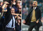 Otro Mou - Pep: el clásico de Manchester, en la Copa de la Liga