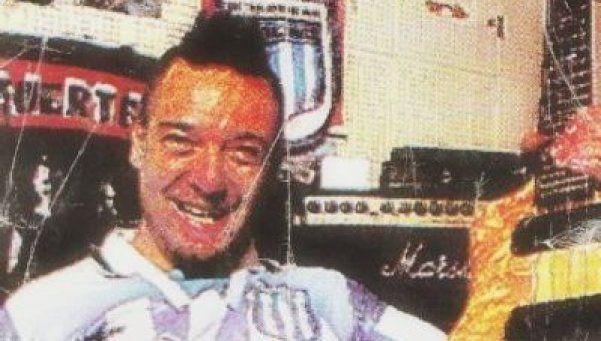 Ricardo Iorio le compuso una canción a Racing