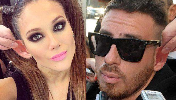 """Tiron de orejas"" del juez para Barbie Vélez y Federico Bal"
