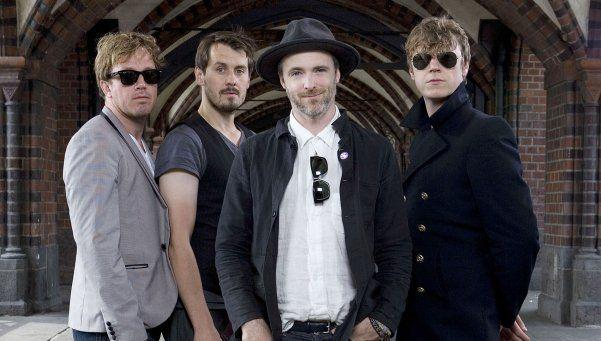 La banda británica Travis vuelve a la Argentina